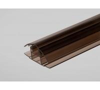Профиль Центр Профиль 16,0 мм x6000 м бронзовый
