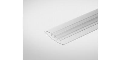 Профиль Полигаль Практичный 4,0 мм x6000 м прозрачный