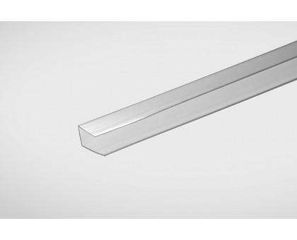 Профиль Полигаль Практичный 10,0 мм x2100 м прозрачный